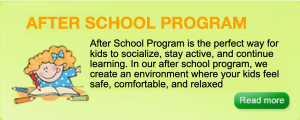 After School Program Wonderland Daycare